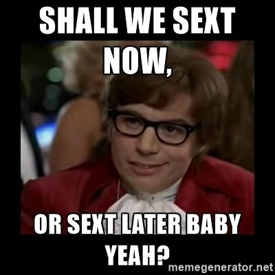 sexting on fling