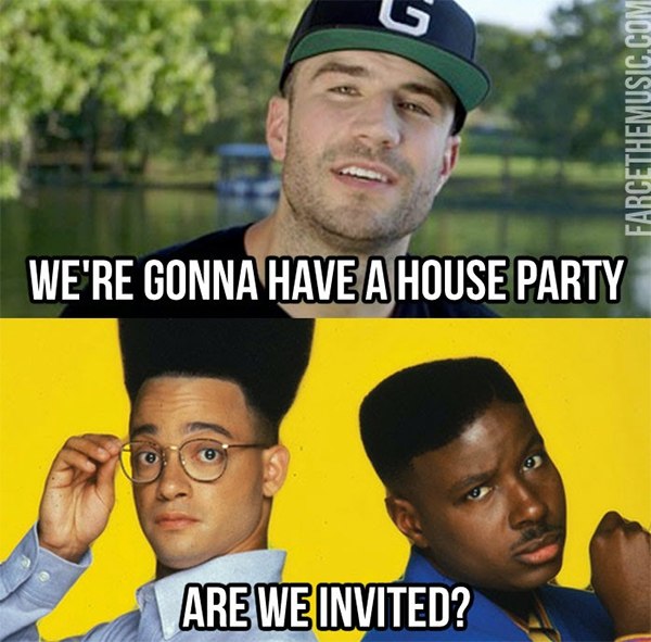 Sex At A House Party