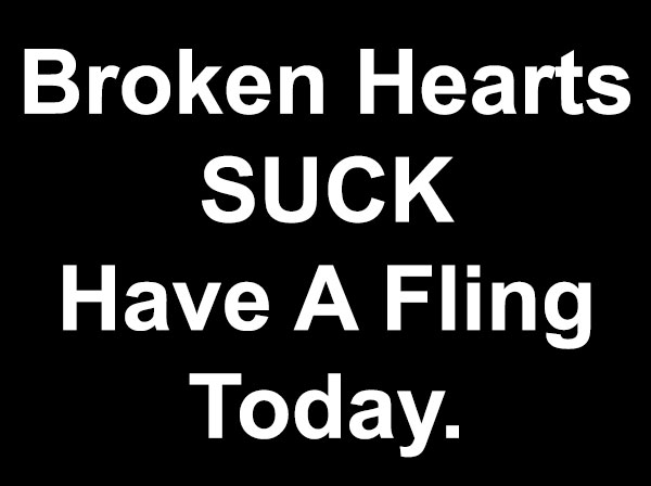 Broken Hearts and Dating