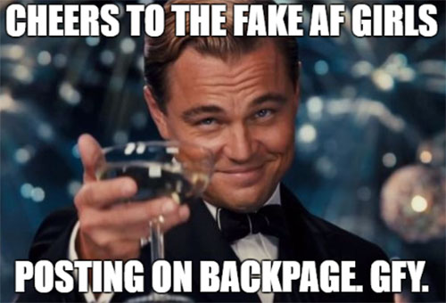 fake backpage girls