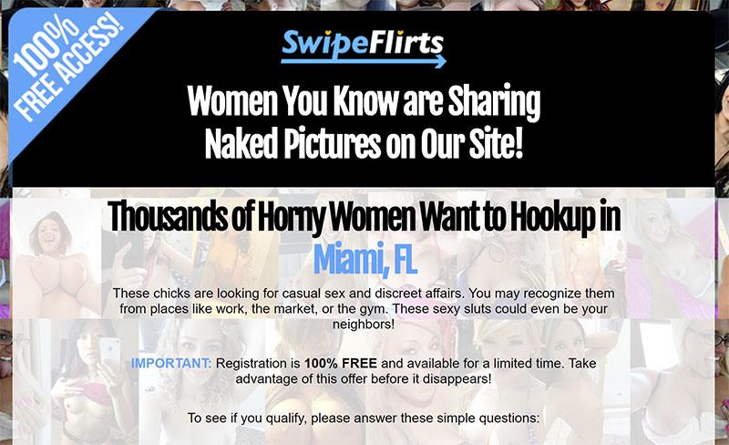 Swipe Flirts